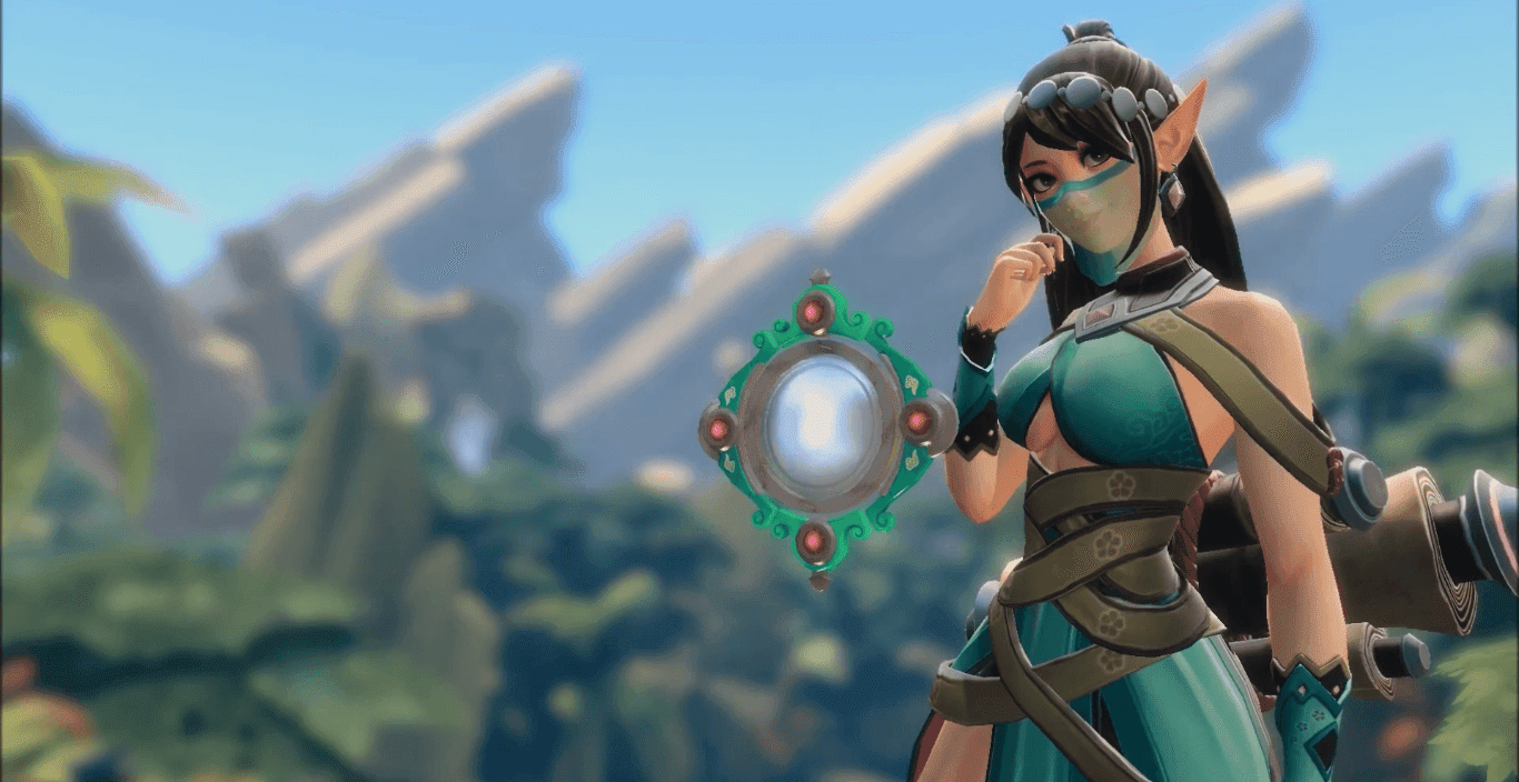 Paladins champion - Ying [Wallpaper Engine Free]
