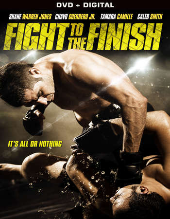 Poster Of Fight to the Finish 2016 Hindi Dual Audio 300MB Web-DL 576p ESubs Free Download Watch Online downloadhub.in