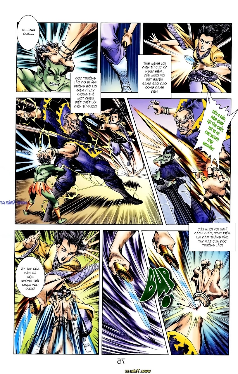 Cơ Phát Khai Chu Bản chapter 114 trang 24