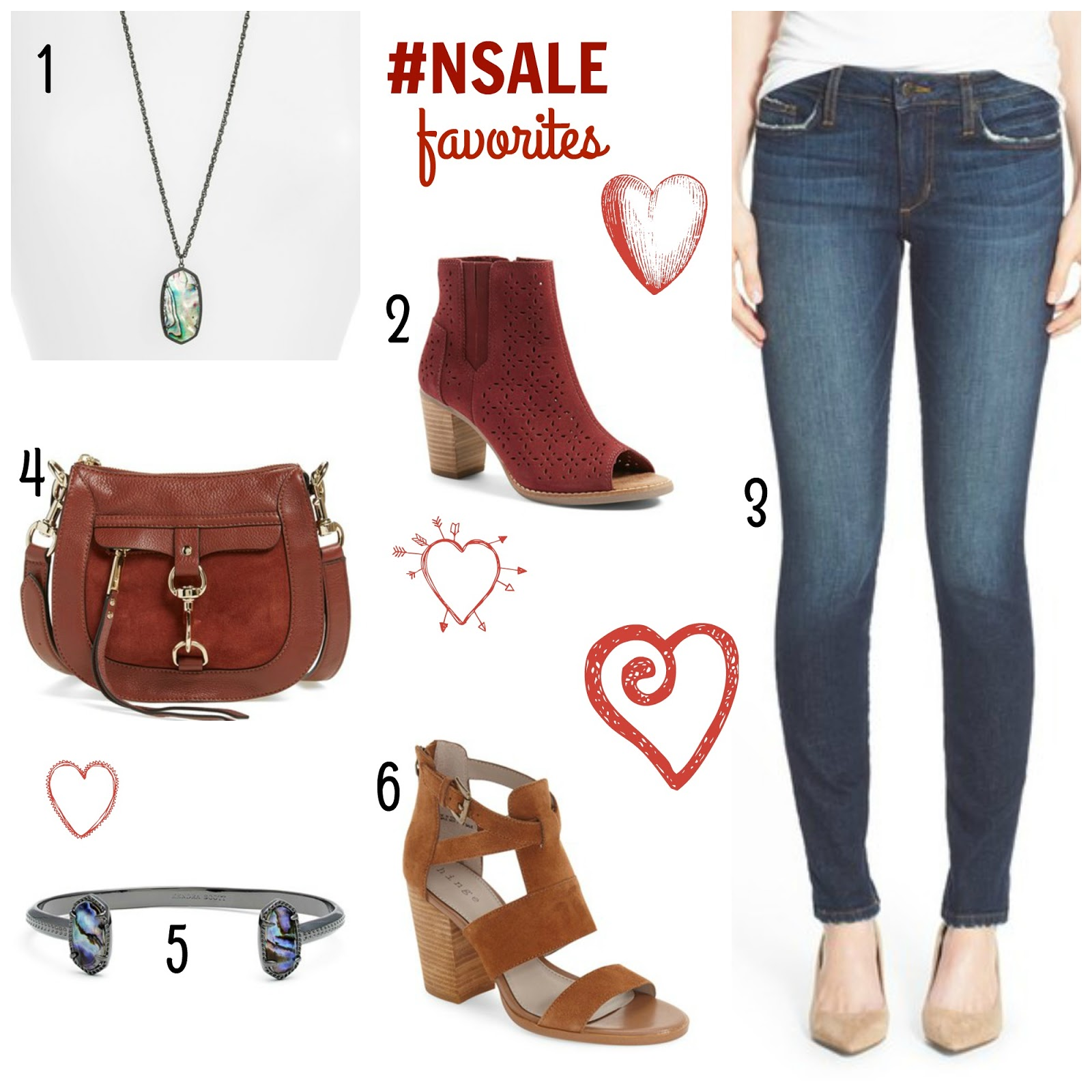 #NSALE favorites