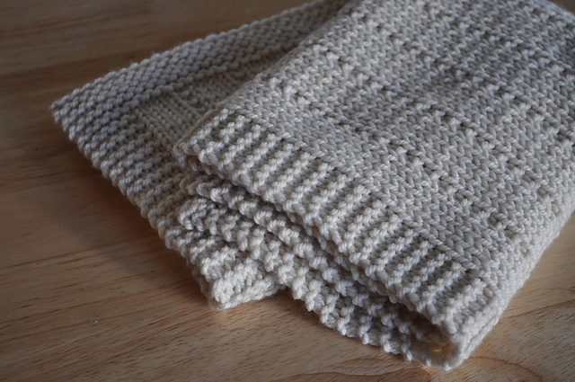 easy and free: simply beautiful baby blankets to knit - Knitionary
