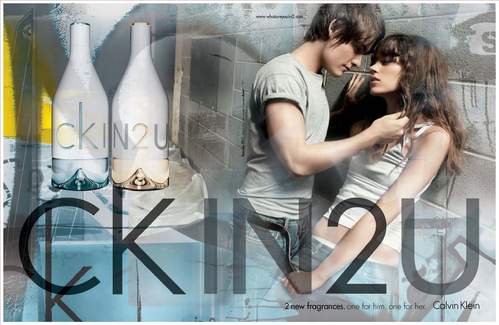 SHOPPING HEAVEN DOT NET: *New* CKIN2U For Him & For Her Fragrance ~ Retail  Packaging