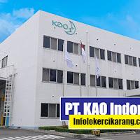 Lowongan Kerja PT. KAO Indonesia Jababeka Oktober 2020