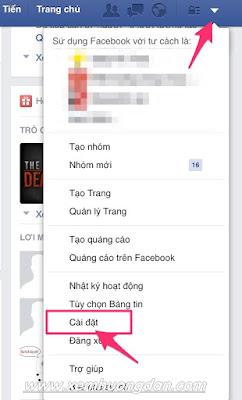 Huong dan chan tin nhan quang cao facebook