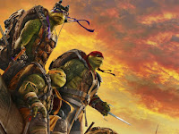 Teenage Mutant Ninja Turtles : Out Of The Shadow (2016) Sub Indo