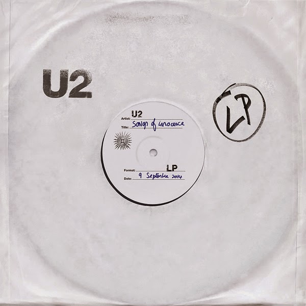 Songs of innocence cover U2