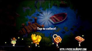 Treasure, mobile game