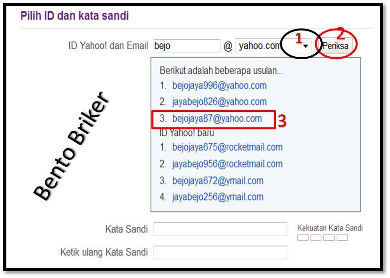 Cara Membuat Email Yahoo Baru | Cara Hack Facebook