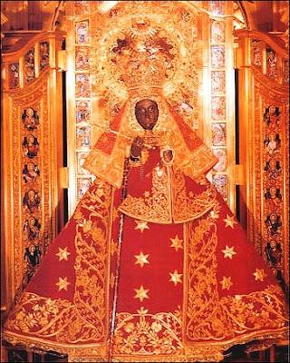 Ntra. Sra. de Guadalupe, Real Monasterio de Guadalupe, Cáceres