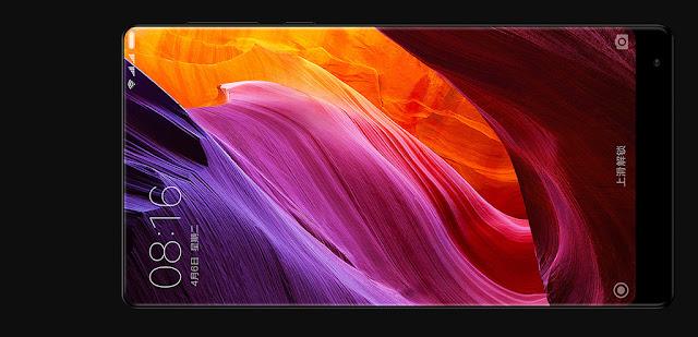 سعر ومواصفات Xiaomi Mi Mix بالصور والفيديو