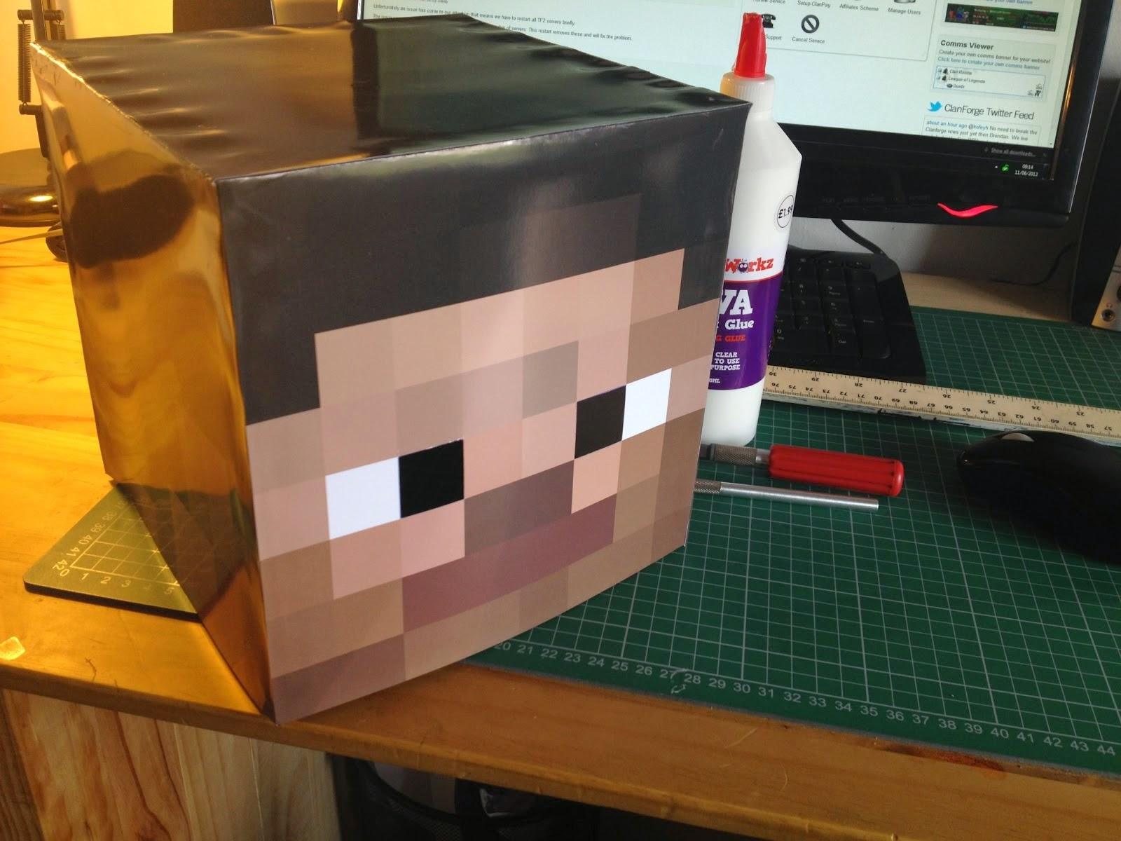 M 225 Scaras De Minecraft Para Imprimir Gratis Ideas Y