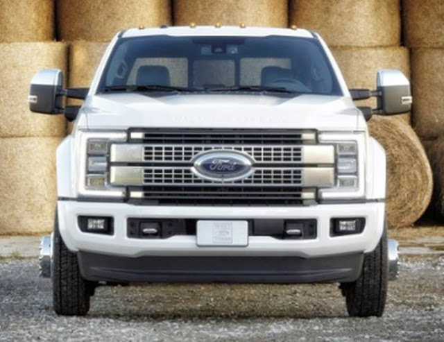 2018 Ford F250 Super Duty Platinum Price