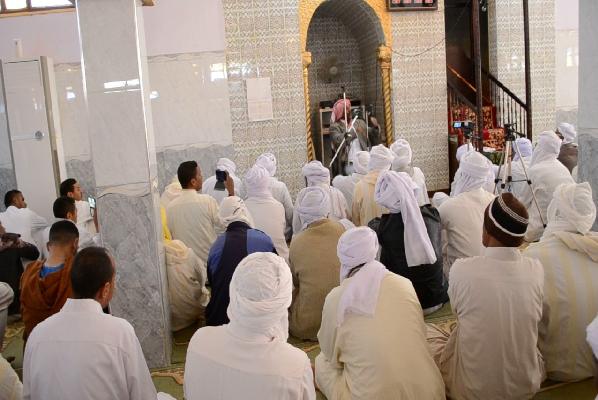 المتابعة القضائية للمعتدين على إمام مسجد عمر بن الخطاب ببلدية تاجنة
