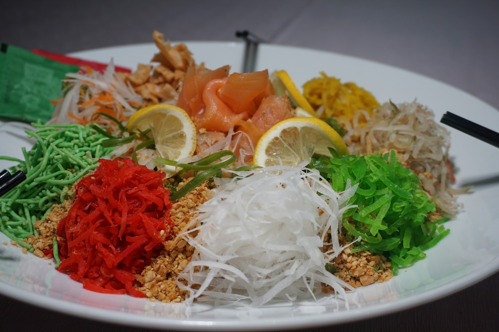 Yee Sang Promo, Steamboat Buffet Dinner