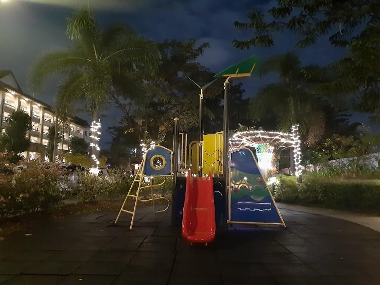 Outdoor - Night