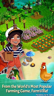 Game Android FarmVille Tropic Escape Apk