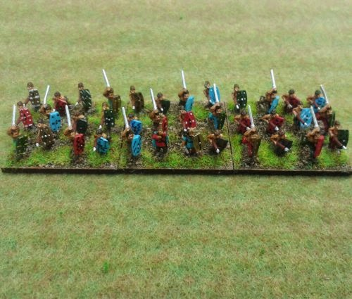 Painting Gallic & Celtic Warband picture 4