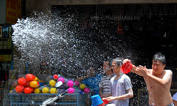 Songkran Photos