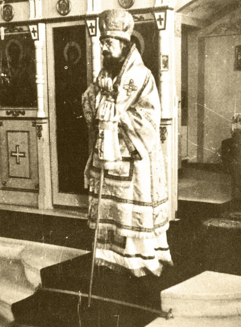 Архиепископ Афанасий (Мартос): Болеем ли мы вопросом о судьбе Церкви