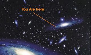 Evrende neredeyiz