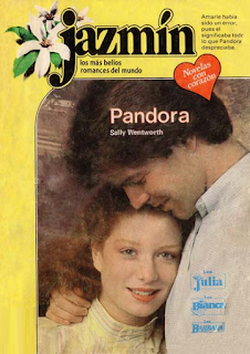 Sally Wentworth - Pandora