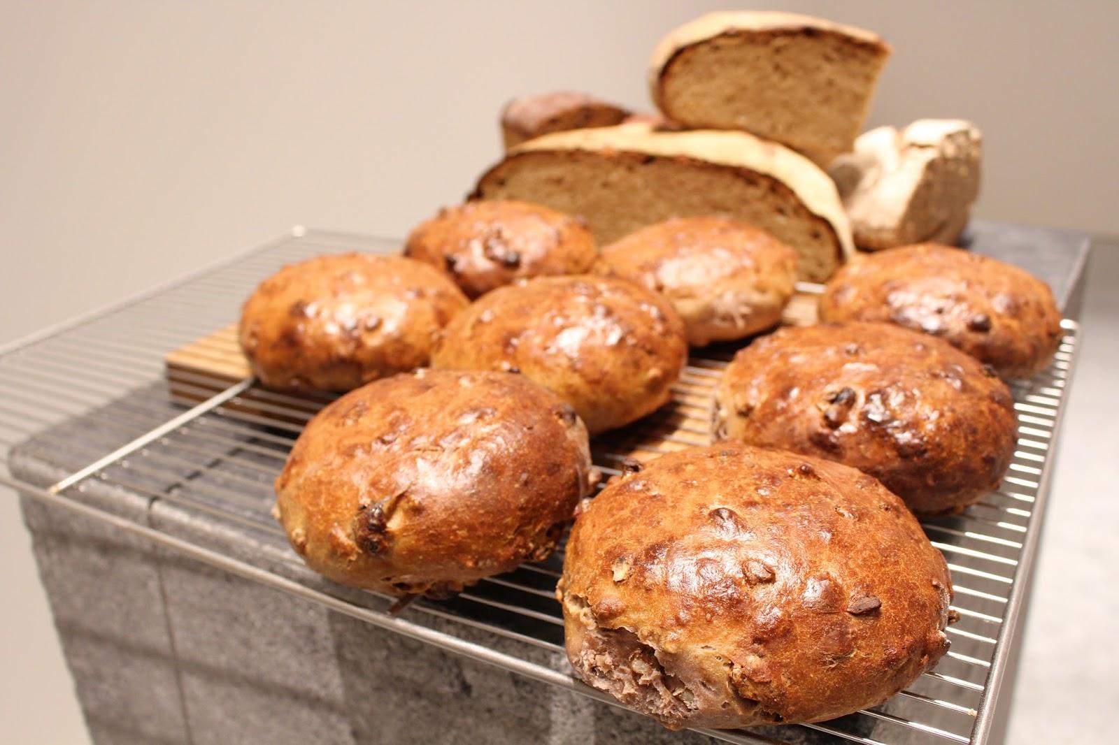Poilâne Kanaal walnoot zuurdesem brood