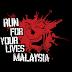 [SPONSORED EVENT INVITATION] RUN FOR YOUR LIVES @ PENANG BOTANICAL GARDEN