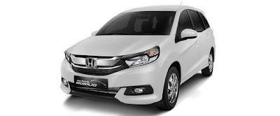 2017 Honda Mobilio Facelift white image