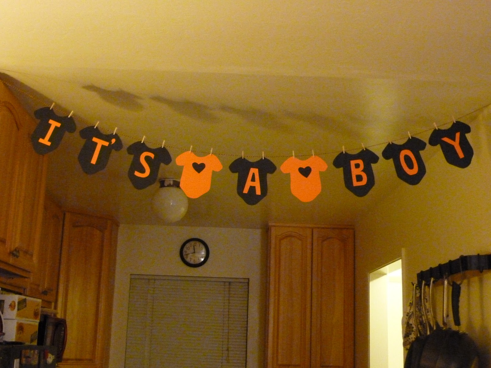 Hand/Eye/Mind/Mouth: My Halloween Baby Shower