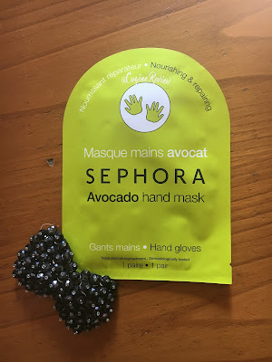 maschera mani all'avocado sephora