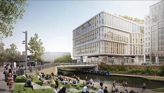 0 - Google unveils plans for its new £1billion London based Headquarters (photos)