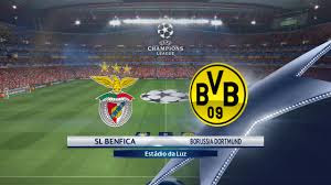 BV Borussia Dortmund –  SL Benfica