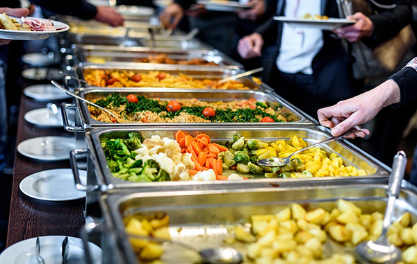 Manila buffet