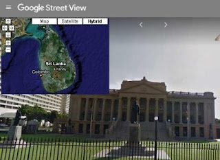 Street View imagery by Google now available for Sri Lanka