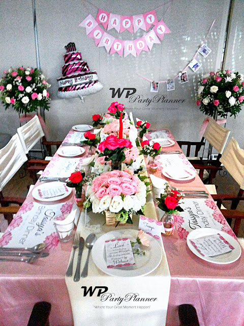 dinner party planners