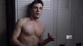 Shirtless Sexy: Colton Haynes