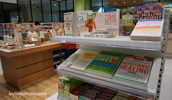 Healthy Options Bacolod Store - Bacolod mommy blogger - health and wellness - food supplement - Bacolod blogger - natural beauty products - essential oils - natural food supplements - super foods - health books