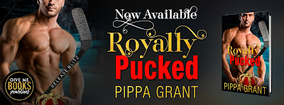 Royally Pucked banner
