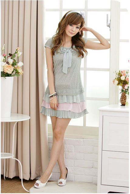 Women Korean Style Clothing Style New Year 2013