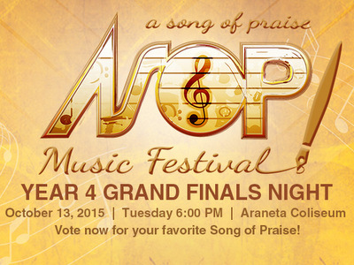A Song Of Praise Music Festival
