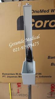 Tensimeter Manual HG Model Stand