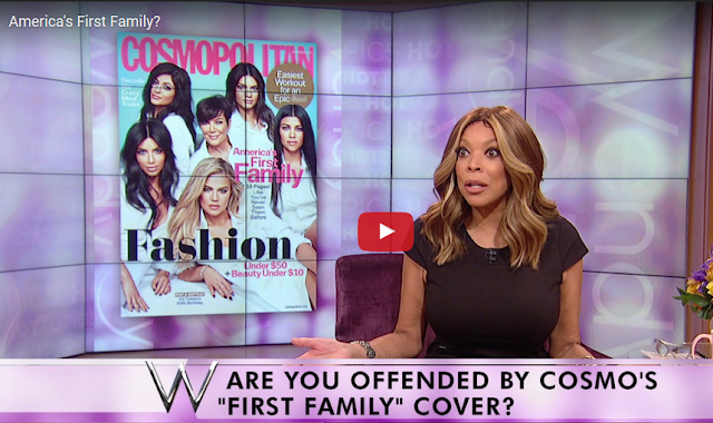 Wendy Williams says Caitlyn Jenner is not a real woman.