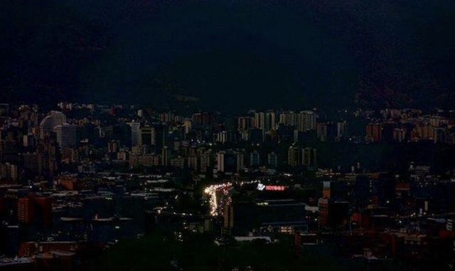 MADURO BLAMES CYBERATTACK FOR BLACKOUT on Sabotage by the U.S.: EXPERTS SAY IT IS FROM YEARS OF UNDERINVESTMENT BY THE SOCIALIST GOVT