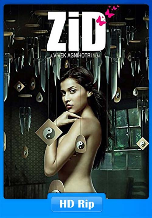 ZiD 2014 Movie Bollywood Download HDRip 480p 300MB | 100MB HEVC