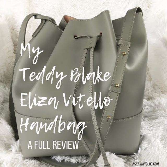Teddy Blake Eliza Vitello Bag Review