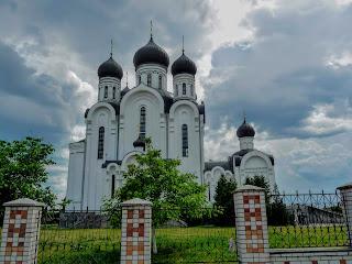 Пінськ. Собор Феодора Тирона
