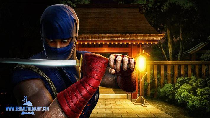 حمل لعبة الاكشن والقتال Ninja Fighting Spree لهواتف اندرويد