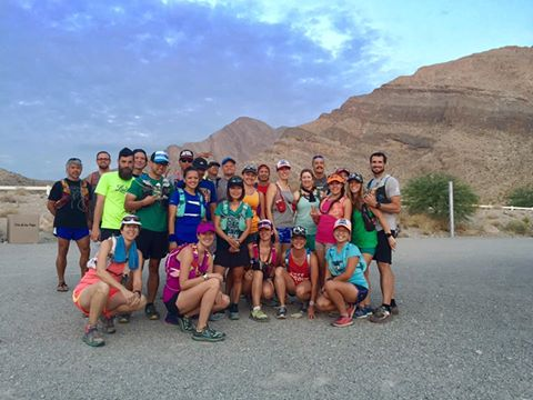 TrailRunning.Vegas Group Run