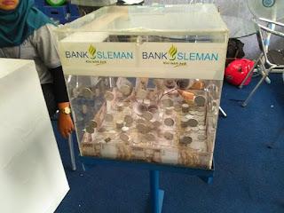 tebak uang Pameran Pembangunan Daerah Kabupaten Sleman 2018