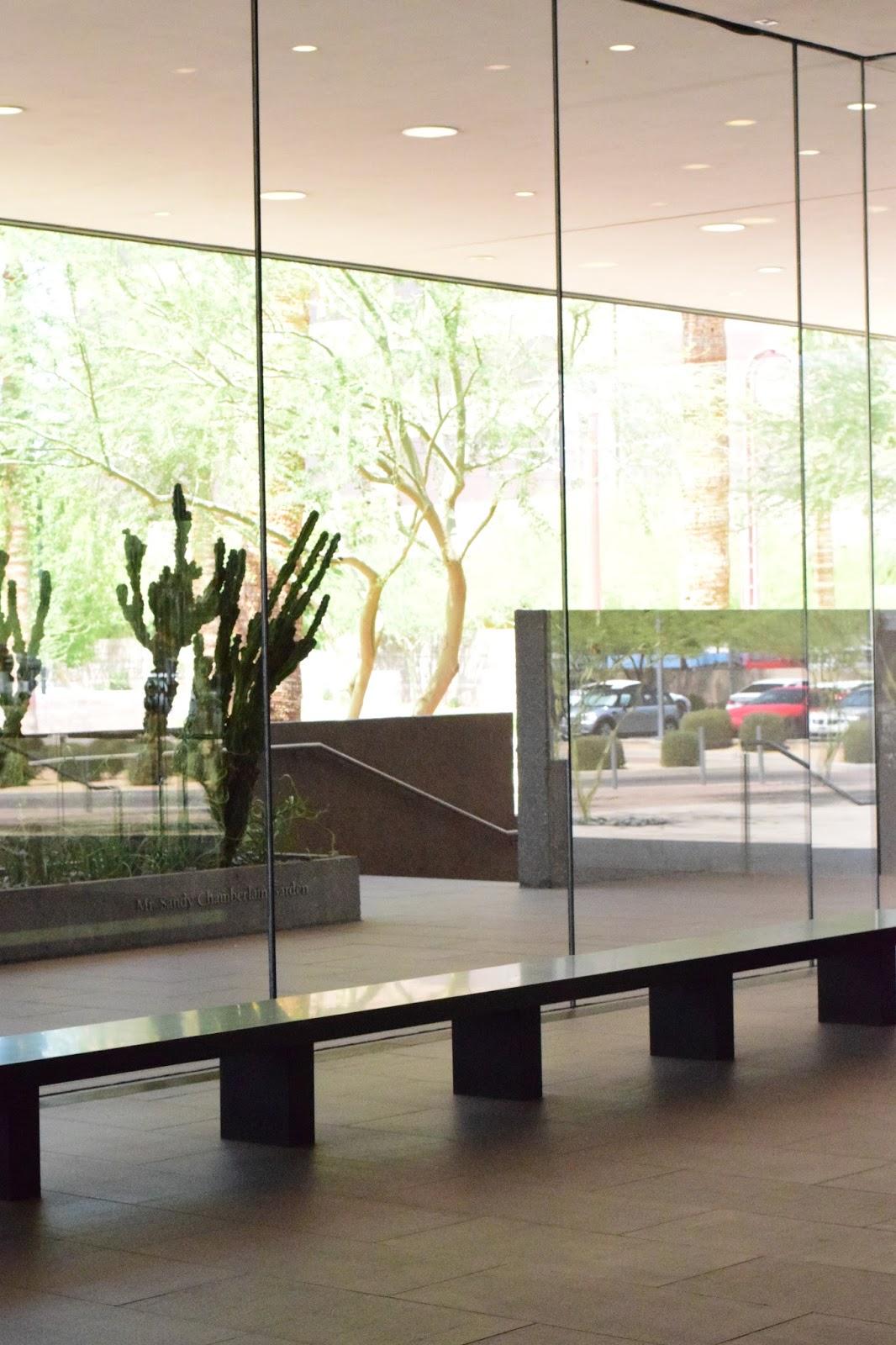 Ana Lydia Monaco : Visiting the Phoenix Art Museum